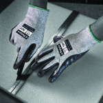 Polyco industrial gloves